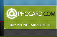 Buy cheap international phone cards online